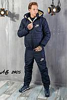 Костюм зимний мужской на овчине куртка+штаны.48.50.52.54.