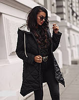 Куртка женская теплая ЗИМА норма