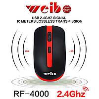 Беспроводная мышь Weibo RF-4000, фото 1