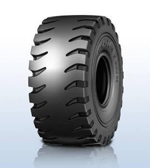 Шина 17.5 R 25 Michelin X MINE D2