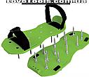 Аэратор ножной для газона, сандалии Palisad, фото 4