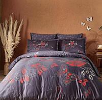 Комплект постельного белья ТАС Naos сатин де люкс 220-200 см фиолетовый