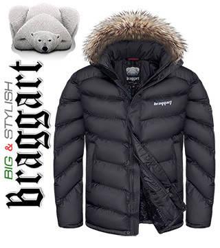 Куртки кэжуал больших размеров с мехом, фото 2