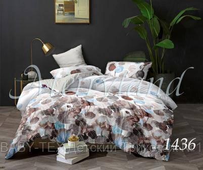 Комплект постельного белья Merryland бязь Двуспальный 1436
