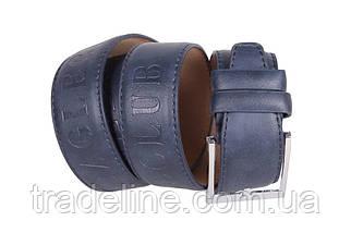 Мужской ремень Dovhani D-76487 115 см Синий, фото 3