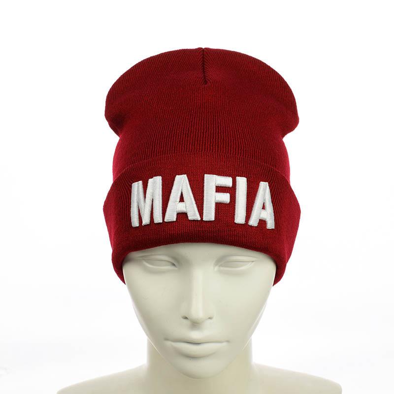 """Шапка """"MAFIA"""""""