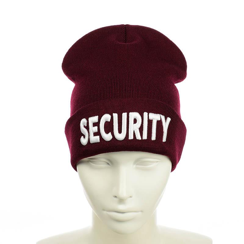 """Шапка """"Security"""""""