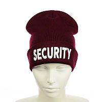 """Шапка """"Security"""", фото 1"""