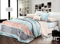 Комплект постельного белья с компаньоном Merryland поплин Двуспальный 1264С