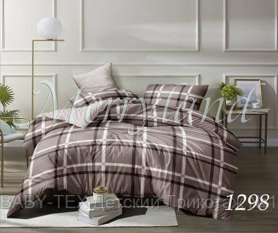 Комплект постельного белья Merryland поплин Двуспальный 1298