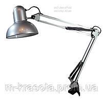 Лампа настольная №МТ-800 для мастера серая