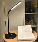 Настольная LED лампа NOUS S1 Black 6W 2700-6500K с Wi-Fi + таймер выключения, фото 9