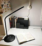 Настольная LED лампа NOUS S1 Black 6W 2700-6500K с Wi-Fi + таймер выключения, фото 10