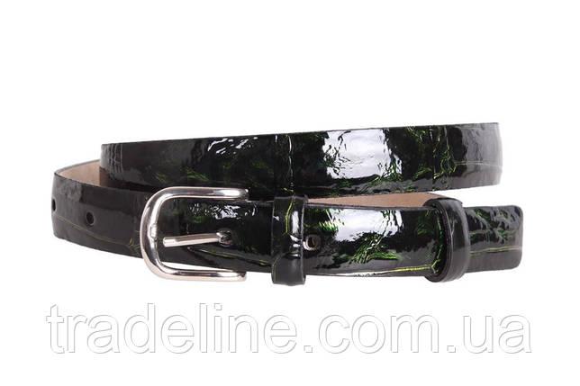 Женский узкий ремень Dovhani 49206503 105-115 см Темно-Зеленый, фото 2
