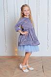 """Шикарне ошатне плаття """"Аліса"""" від виробника, фото 4"""