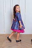 """Шикарне ошатне плаття """"Аліса"""" від виробника, фото 6"""