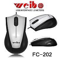 Компьютерная мышь Weibo FC-202, фото 1