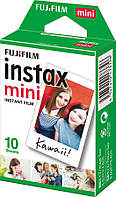 Fujifilm INSTAX MINI EU 1 GLOSSY (54х86мм 10шт) (16567816)