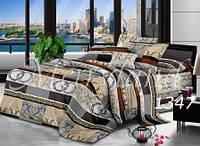 Комплект постельного белья Merryland сатин Двуспальный 1347