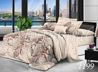 Комплект постельного белья Merryland бязь Евростандарт 1199