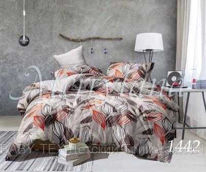 Комплект постельного белья Merryland бязь Евростандарт 1442