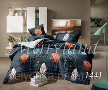 Комплект постільної білизни Merryland бязь Євростандарт 1441