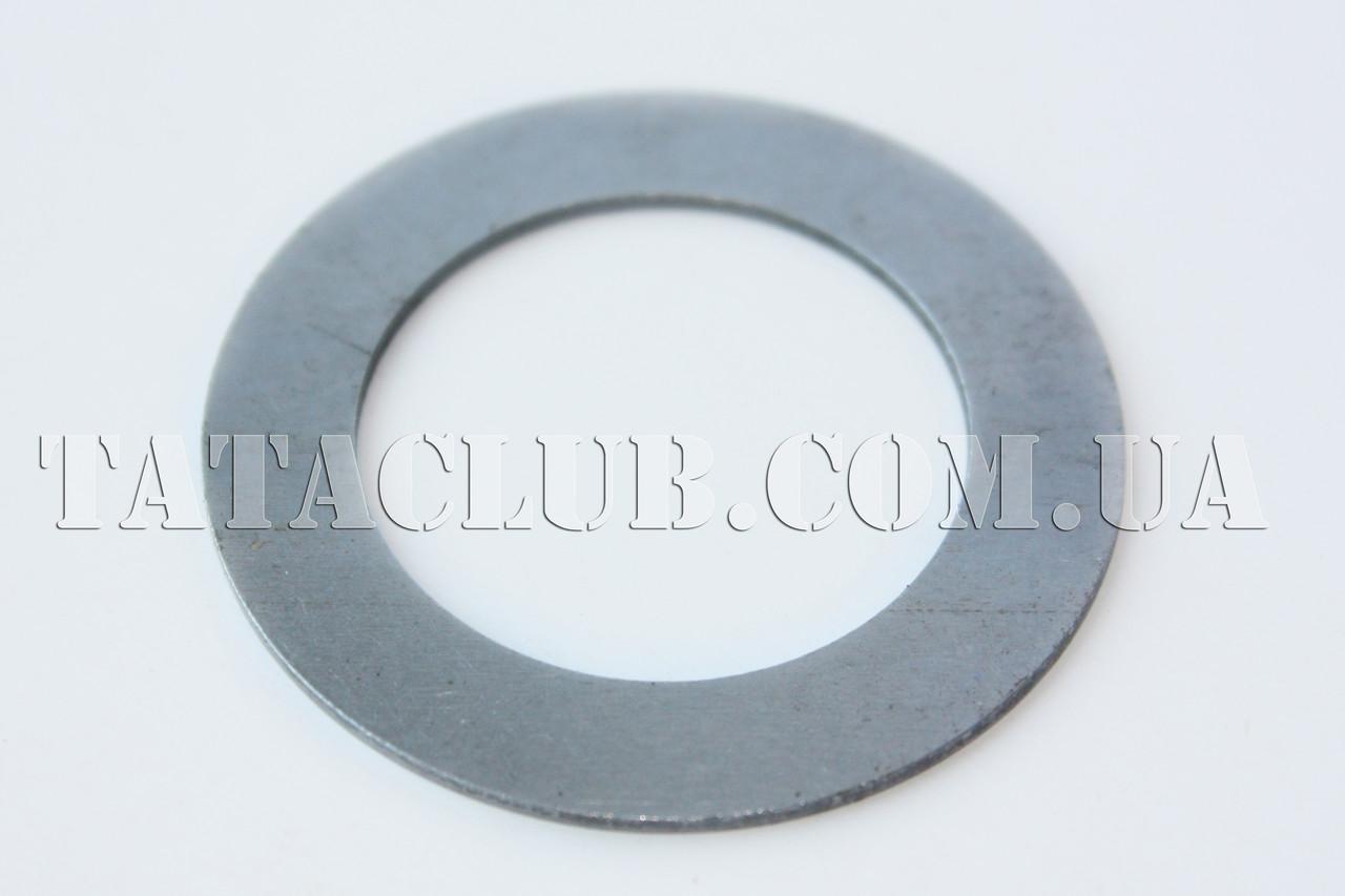 Регулировочное кольцо шкворня  1,0 мм (613 EI,613 EII, 613 EIII) TATA MOTORS / SHIM 1.0 MM THICK