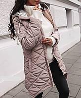 Куртка женская теплая ЗИМА норма  впр103, фото 1