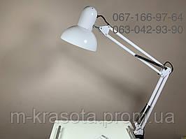 Лампа настольная №МТ-800 для мастера белая