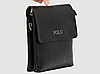 Акция! Мужская сумка Polo Leather+ Клатч Baellerry Italia Подарок!, фото 6