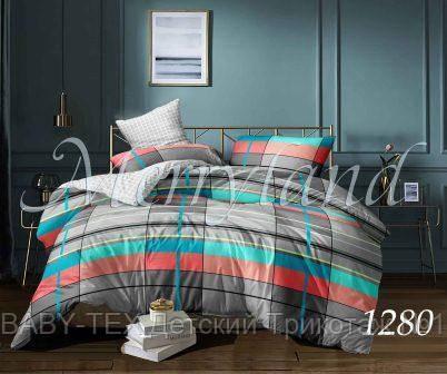 Комплект постельного белья Merryland поплин Евростандарт 1280