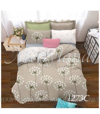 Комплект постельного белья с компаньоном Merryland поплин Евростандарт 1273С