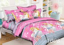 Комплект постельного белья Merryland поплин Подростковый 1008