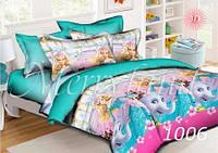 Комплект постельного белья Merryland поплин Подростковый 1006