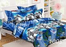 Комплект постельного белья Merryland поплин Подростковый 1005