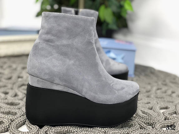 Классные зимние ботинки, фото 2