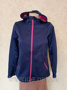 Софтшелл Crivit Outdoor (S) куртка на флисе