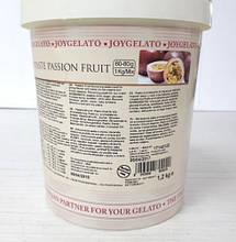 """Натуральна паста зі смаком МАРАКУЙЯ """"Joypaste Passion Fruit"""", Італія 100 грам"""