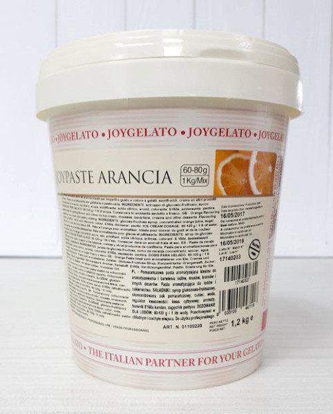 """Паста Сицилийский Апельсин """"Joypaste Orange Sicilia"""", 100 грамм"""