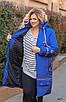 Куртка зимняя, теплая, синтепон, плащевка  52-54,56-58,60-62,64-66., фото 8