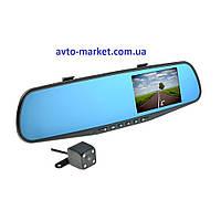 Зеркало - видеорегистратор с камерой заднего вида MR-10
