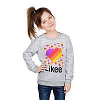 Детский свитшот Likee 3