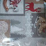 Скатерть новогодняя  2,2м*1,5м, фото 4