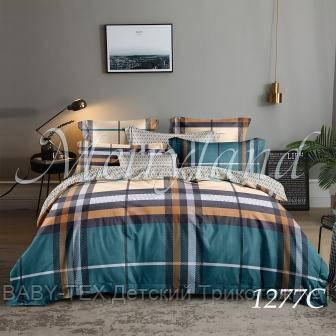 Комплект постельного белья с компаньоном Merryland поплин Полуторный 1277С