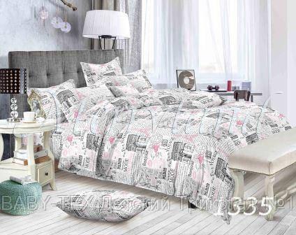 Комплект постельного белья Merryland сатин Полуторный 1335