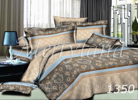 Комплект постельного белья Merryland сатин Двуспальный 1361