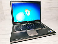 "Ноутбук Dell Latitude D630 14.1"" (Core2Duo 2.1 ГГц, 2 ГБ ОЗУ, 160 ГБ HDD, DVD-RW, Windows 7)"