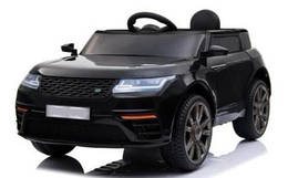 Эл-мобиль T-7834 EVA BLACK джип на Bluetooth 2.4G Р/У 12V4.5AH мотор 2*20W с MP3 112*66*52/1/