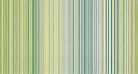 Шпалери паперові Флора 111-03 салатово-бірюзовий, фото 1