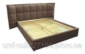 М'яке ліжко Хаас Двоспальне